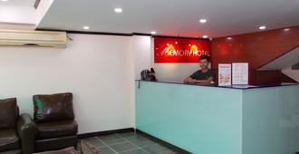 Memory Hotel - Vientiane - Habitación
