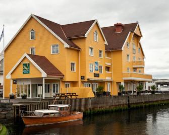 Quality Hotel Floro - Florø - Gebouw