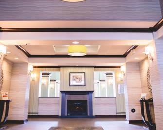 Holiday Inn Express & Suites Morton Peoria Area - Morton - Лоббі