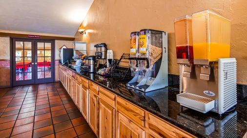 Best Western Mission Inn - Las Cruces - Buffet