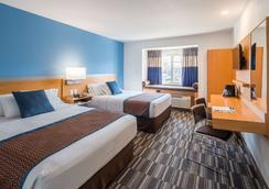 Microtel Inn & Suites by Wyndham Culiacan - Culiacán - Bedroom