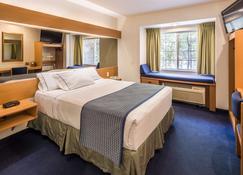 Microtel Inn & Suites by Wyndham Culiacan - Кулиакан - Спальня