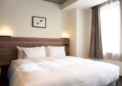 Best Western Sapporo Odori Koen - Sapporo - Bedroom