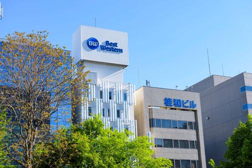 Best Western Sapporo Odori Koen - Sapporo - Building