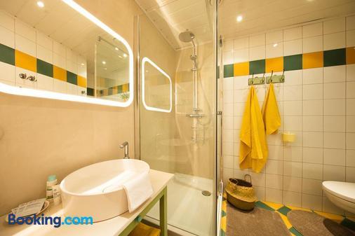 Landhaus Hindenburg - Bad Gleichenberg - Bathroom
