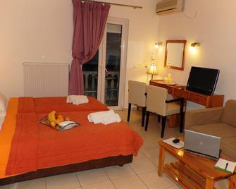 Hotel Aria - Samos - Bedroom