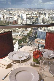 Kenzi Tower Hotel - Casablanca - Balcony