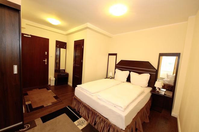Hotel Greven - Hamburg - Bedroom