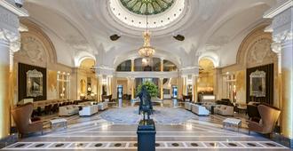 Hôtel de Paris Monte-Carlo - Monaco - Lobby