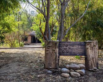 Jim's Jungle Retreat - Rāmnagar - Näkymät ulkona