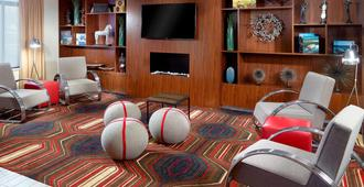 Four Points by Sheraton Nashville Airport - Nashville - Lounge