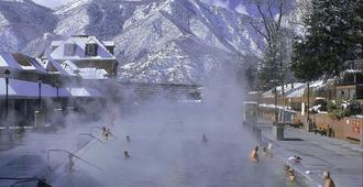 Holiday Inn Express Glenwood Springs (Aspen Area) - Glenwood Springs - Exterior