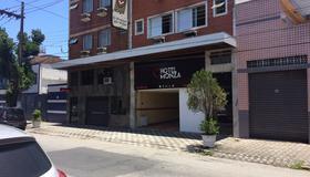 Motel Monza - Santos - Bâtiment
