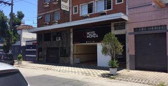 Motel Monza - סנטוס - בניין