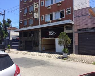 Motel Monza - Santos - Building