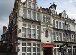 Crown Hotel Longton - Stoke-on-Trent - Rakennus