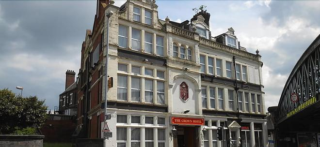 Crown Hotel Longton - Stoke-on-Trent - Edificio