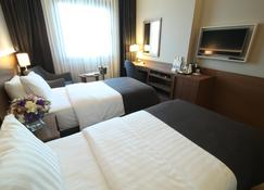 Holiday Inn Bursa - City Centre - Bursa - Sypialnia