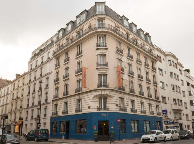 Hotel Boris V. by Happyculture - Levallois-Perret - Building