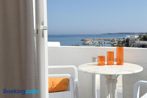 Kanale's Rooms and Suites - Naousa - Balcony