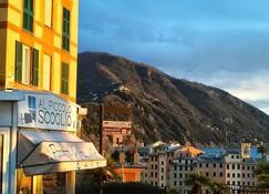 Al Piccolo Scoglio - Room & Breakfast - Camogli - Vista del exterior