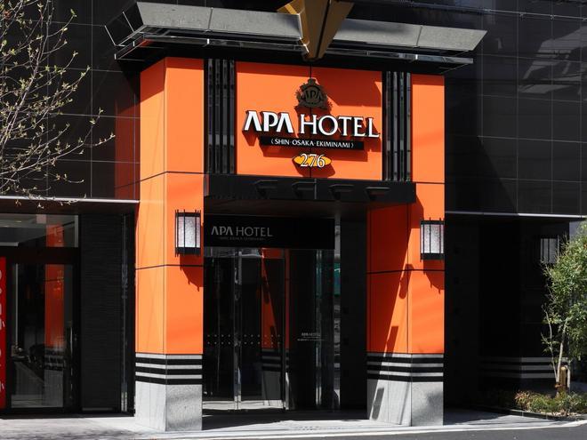 Apa Hotel Shin-Osaka-Ekiminami - Οσάκα - Κτίριο