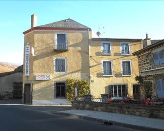 Hotel Magne - Saint-Floret - Building