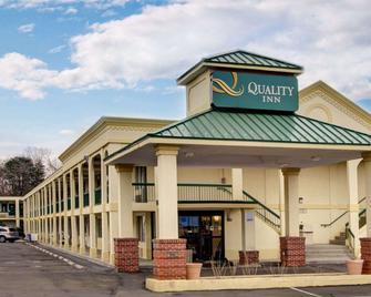 Quality Inn Takoma Park - Takoma Park - Edificio
