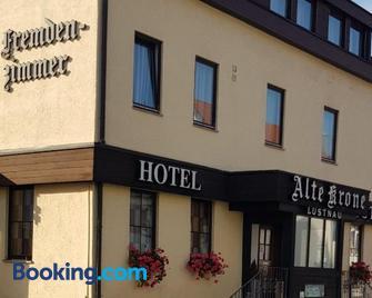 Hotel Alte Krone - Tubinga - Edifício