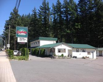 Coquihalla Motel - Hope - Building