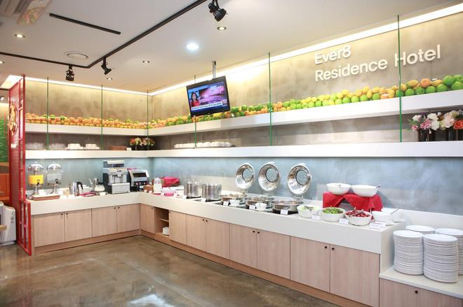 Shinchon Ever8 Serviced Residence - Soul - Buffet