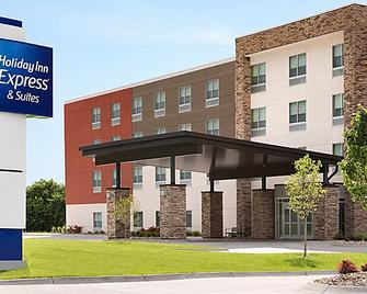 Holiday Inn Express & Suites Madisonville - Madisonville - Building