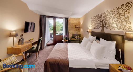 Nells Park Hotel - Trier - Bedroom