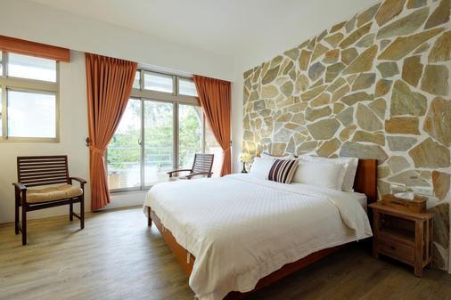 Shire Homestay - Yilan City - Κρεβατοκάμαρα
