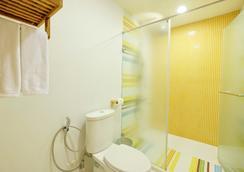 Shire Homestay - Yilan City - Μπάνιο