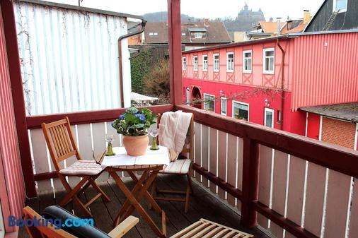 Parkhotel Fischer - Wernigerode - Balcony