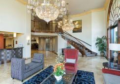 貝斯特韋斯特紐波特梅薩山酒店 - 科斯塔梅薩 - 科斯塔梅薩 - 大廳