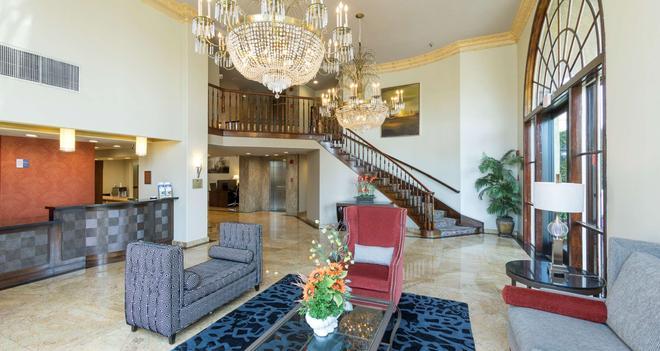 Best Western Plus Newport Mesa Inn - Costa Mesa - Lobby