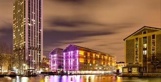 Holiday Inn Express Paris - Canal DE LA Villette - Paris - Building