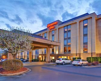 Hampton Inn Beckley - Beckley - Rakennus