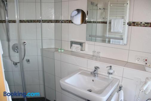 Dohlmühle Restaurant und Gästehaus - Flonheim - Bathroom