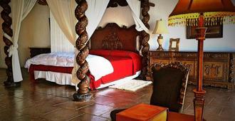 La Casa de los Sueños - אנטיגואה גוואטמלה - חדר שינה