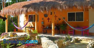 Casa Tzalam Tulum selva - Tulum - Building