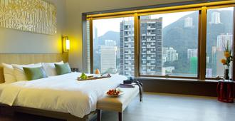 Wanchai 88 - Hong Kong - חדר שינה