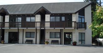 ASURE Hanmer Inn Motel - Hanmer Springs - Building
