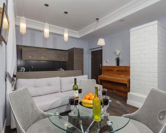 Apartamenty City - Białystok - Living room