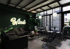 Wink Capsule Hostel - Singapore - Lounge