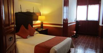 Hotel Castelmar - Campeche - Bedroom