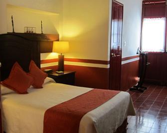 Hotel Castelmar - Campeche - Camera da letto