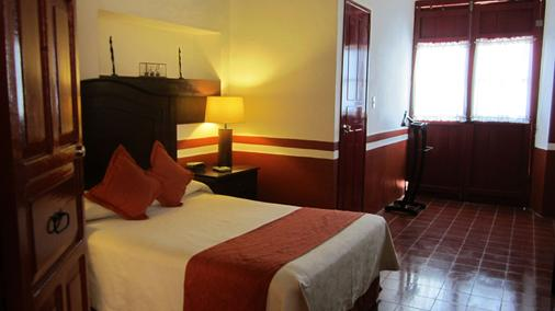 Hotel Castelmar - Campeche - Phòng ngủ